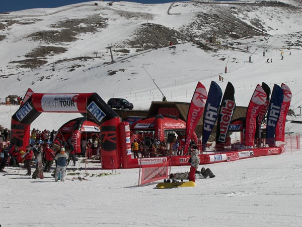 Demo Tour Rossignol en Vallnord