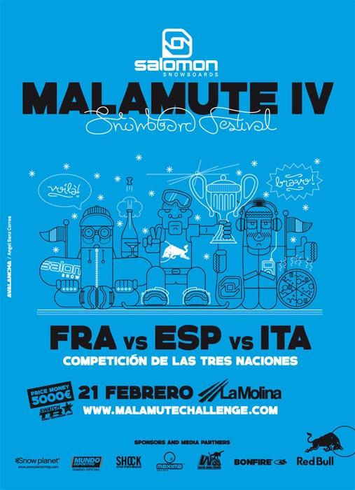 Malamute Challenge IV
