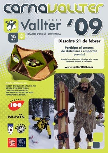 Record de afluencia este finde en Vallter