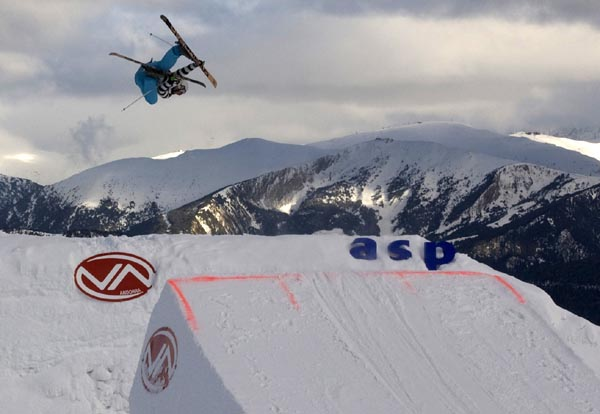 Ungravity Freeski Tour en Vallnord
