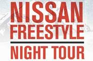 Nissan Freestyle Tour 2010