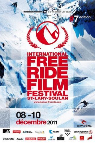 7º Freeride Film Festival, St.Lary