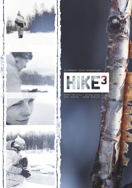 HIKE3, nueva película de Mitch Tölderer