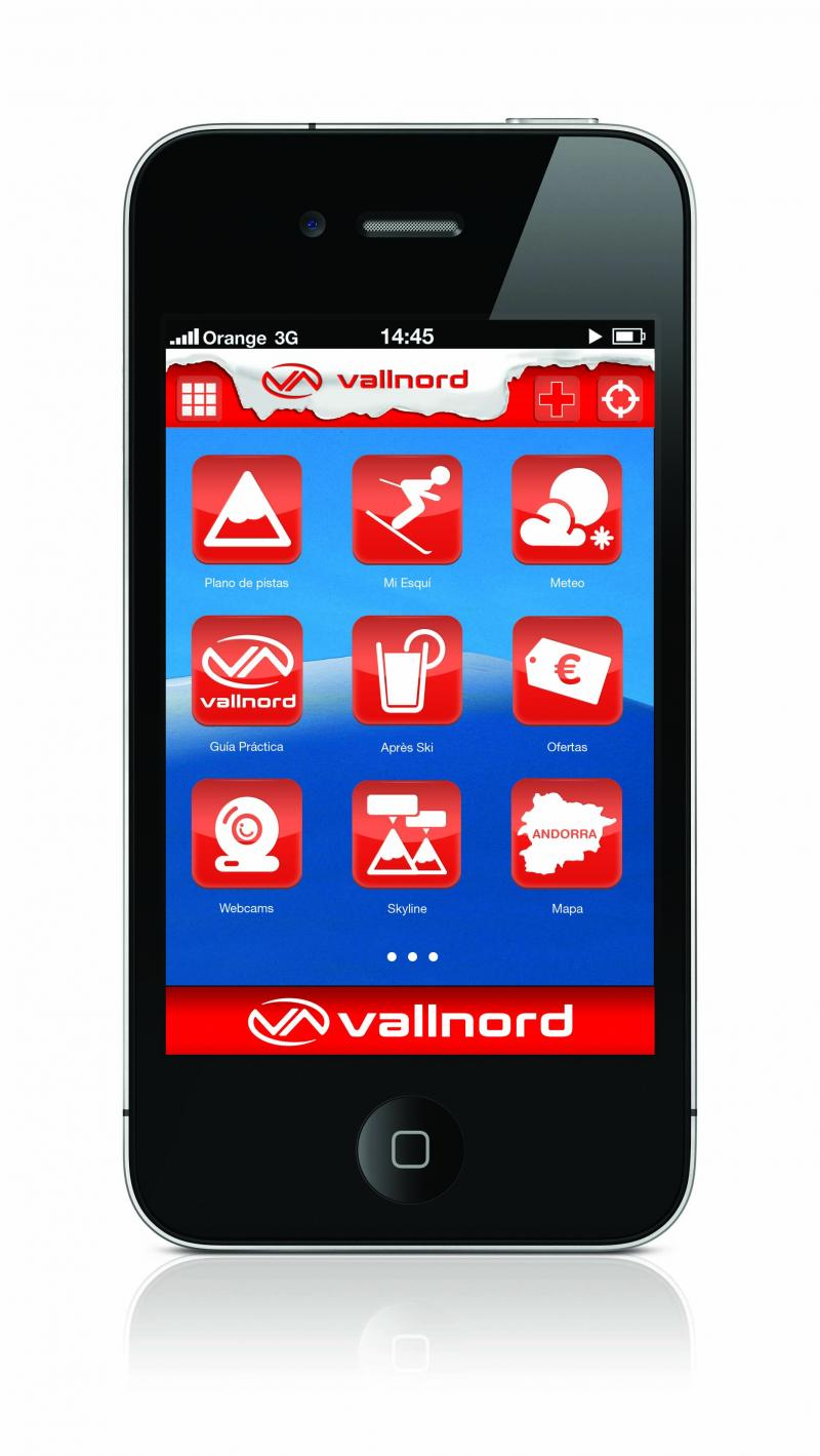 Nueva web de Vallnord, WIFI y apps!