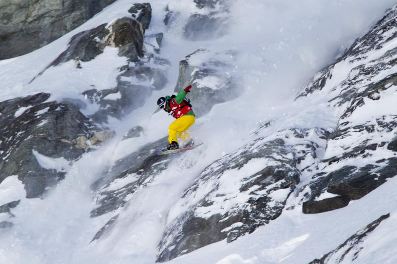 Freeride World Tour 2012 anuncia su calendario de pruebas