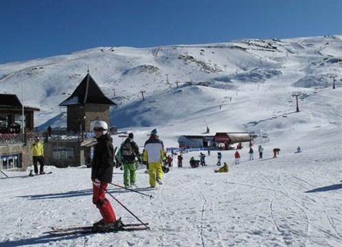 Sierra Nevada abre la temporada 2011-2012