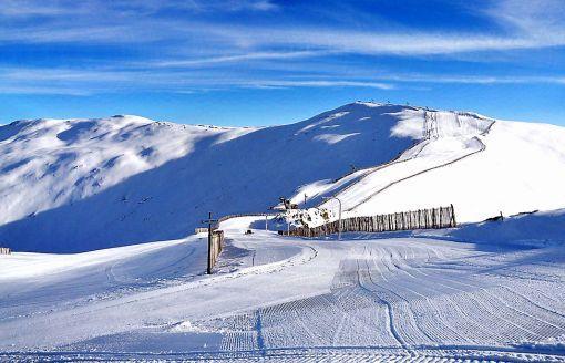 Puigmal, primera en abrir en los pirineos franceses.
