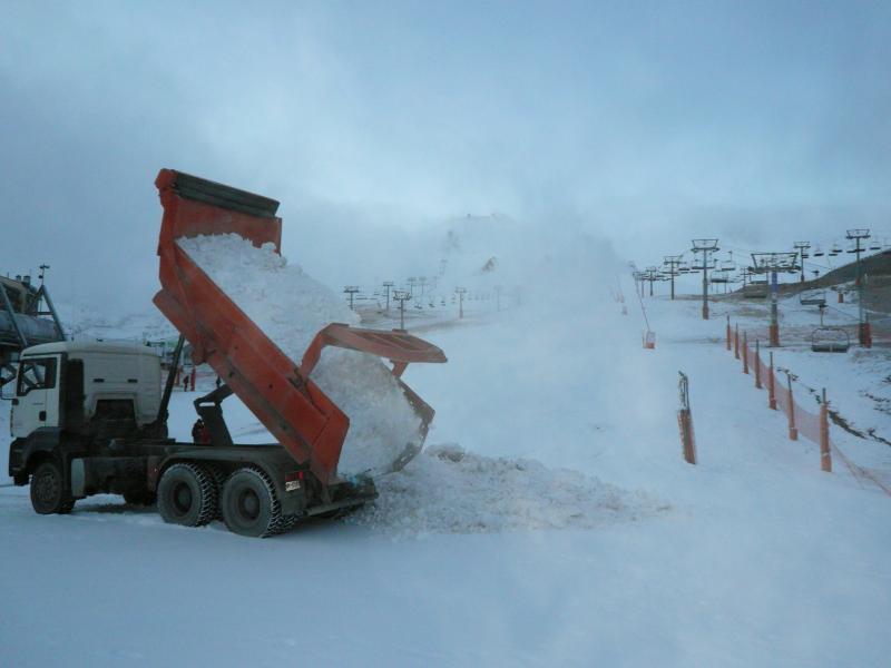La estación andorrana ofrece el fin de semana la superfície esquiable más grande de los Pirineos con 30 km