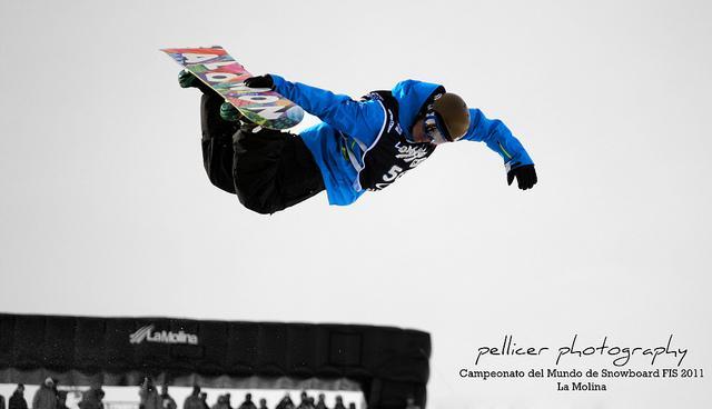 El rider de Salomon Snowboards ha firmado un excelente noveno puesto en el Half Pipe de Ruka (Finlandia), su mejor resultado en una prueba de la Copa del Mundo FIS