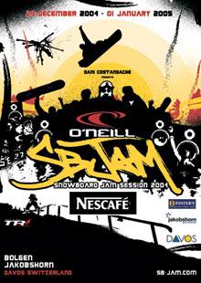 Calendario competiciones O'Neill  04/05