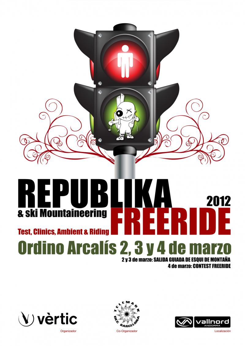 5ª edición de Republika Freeride & Ski Mountaineering