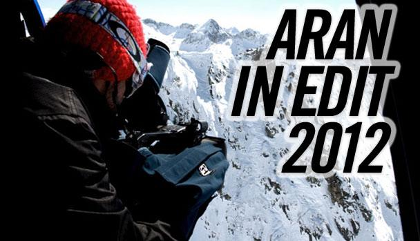Trailer del documental 'Aran in Edit'