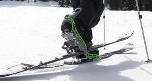 Fijaciones para splitboard