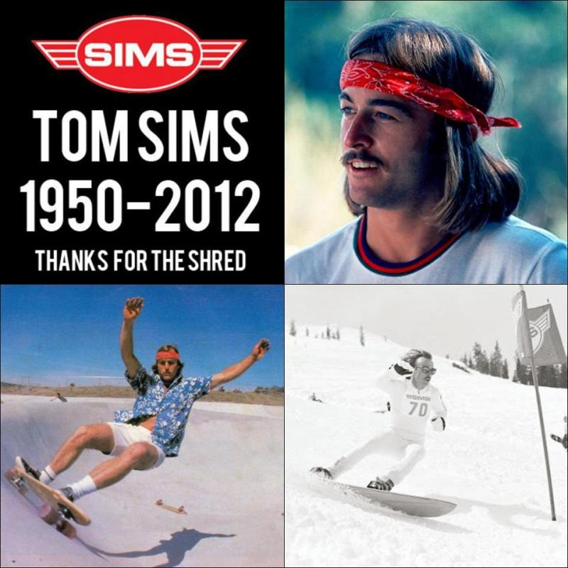 Fallece el legendario Tom Sims