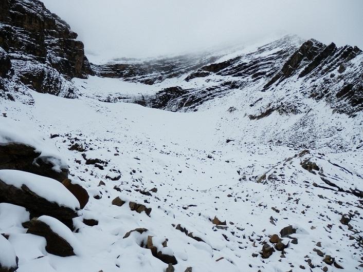 Primeras nieves en el Pirineo