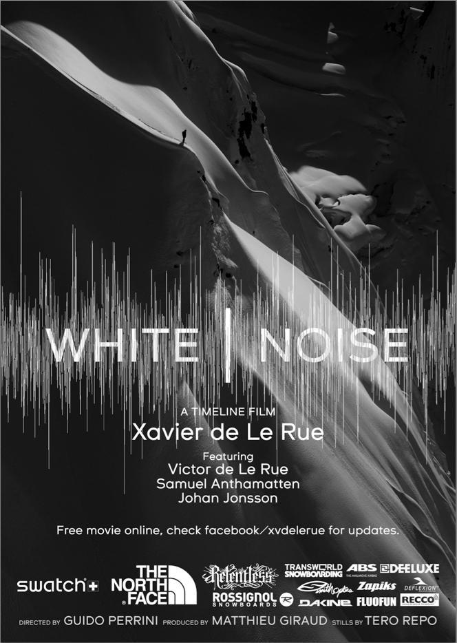 White Noise la nueva película de X. de le Rue