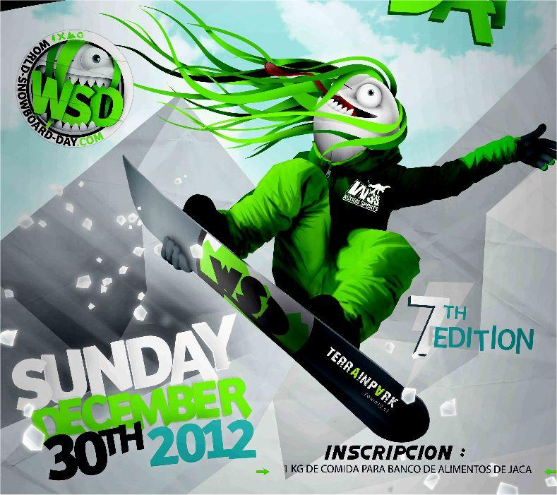 Formigal World Snowboard Day