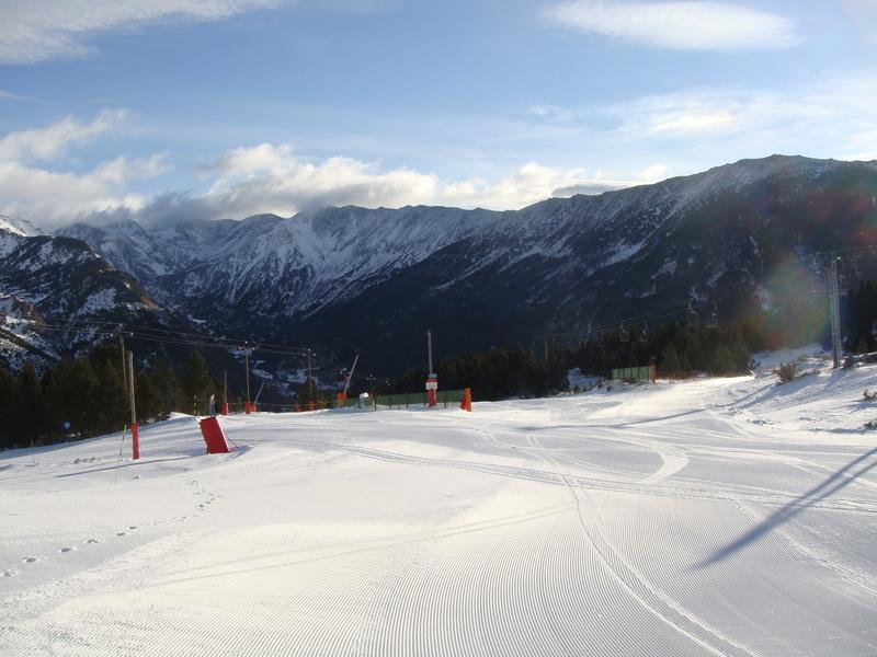 Las mujeres esquian gratis en Porté-Puymorens