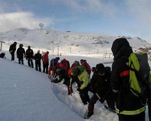 Os presentamos las conclusiones del IV Foro de especialistas en Aludes celebrado los días 16 y 17 de Enero en Sierra Nevada.