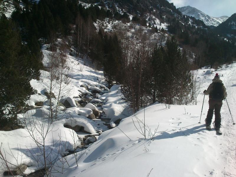 Iniciación al splitboard en la Vall de Sant Martí