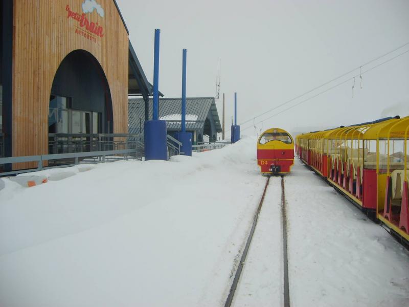 Artouste no podrá abrir el 1 de Junio por exceso de nieve!!