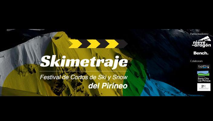 Skimetraje 2013, festival de cortos de Ski y Snow del Pirine