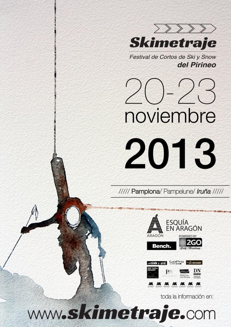 Skimetraje 2013, programa del festival