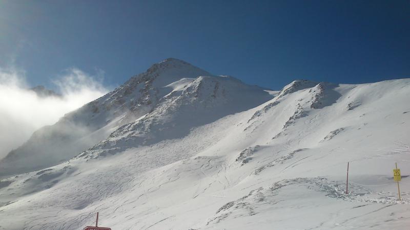 Cara este del Pic de la Mina (2.683 m)