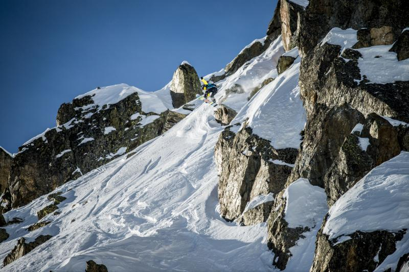 Freeride World Tour 2014 Chamonix