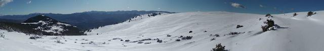 Panorámica Col Bescaran