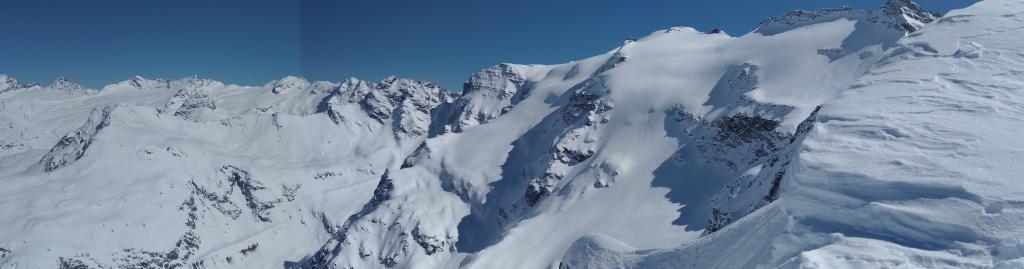 Glaciar superior de Vallonet