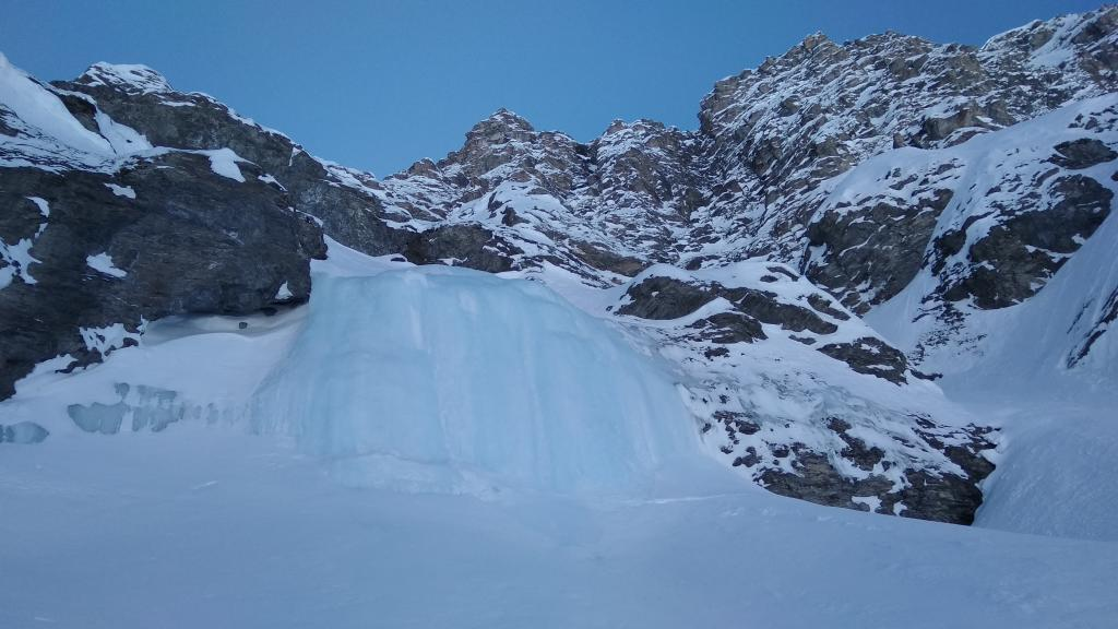 Cascada de hielo
