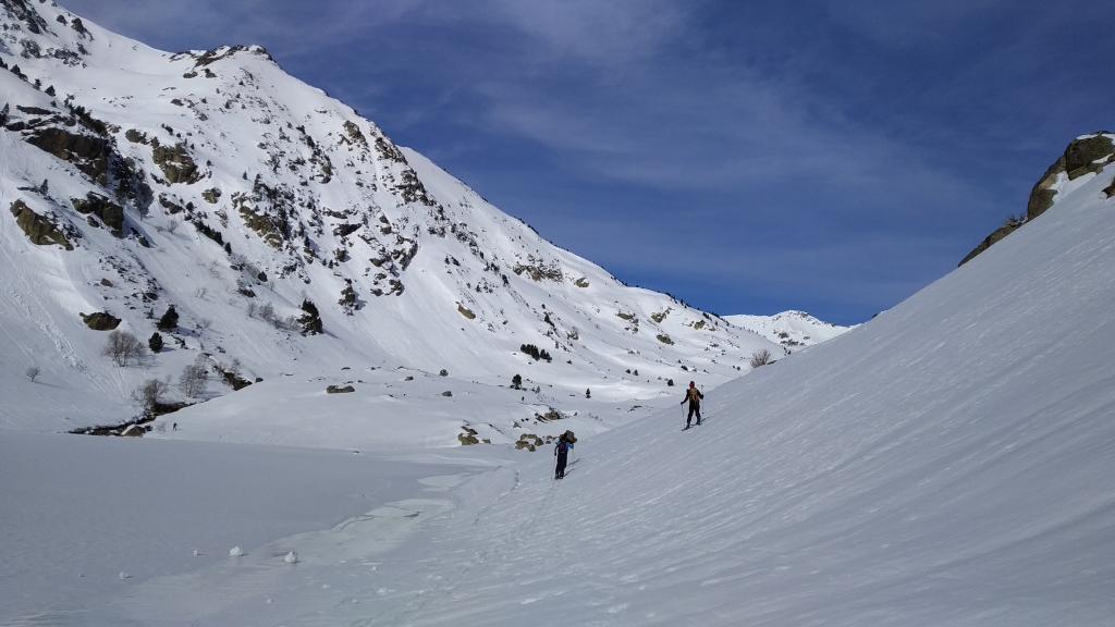 Inicio del Valle de Arques