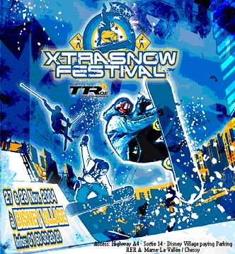 Xtra Snow Festival