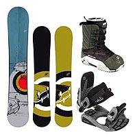 SORTEAMOS un equipo completo de snowboard CRAZY CREEK cada m