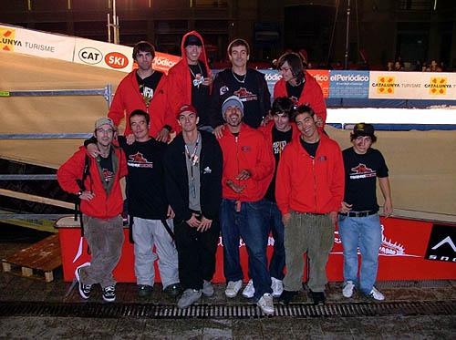 Team SnowparkDivision