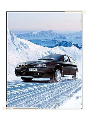 Comienza el circuito de conducción sobre hielo y nieve en el sector de Pal-Arinsal