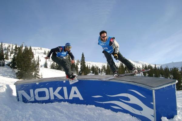 Nokia Snowpark Tour