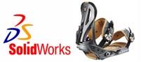 Burton adquiere el software de SolidWorks para el diseño de todas sus fijaciones