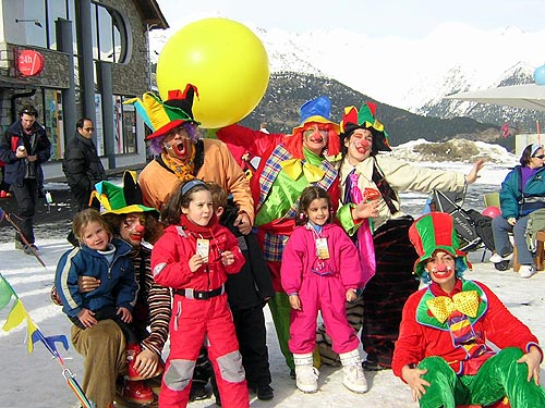 Curso de rescate en avalanchas en Ordino-Arcalis