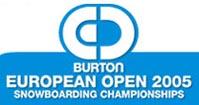 Resultados Half Pipe Burton European Open