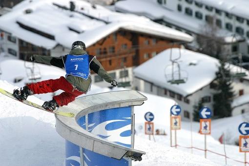 Resultados Nokia Snowpark Tour 2005