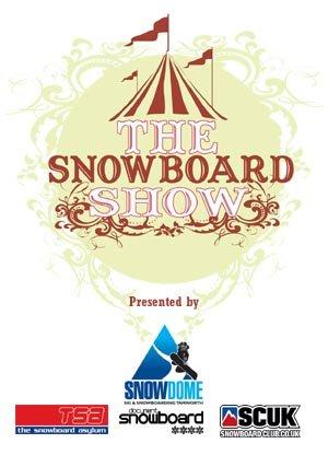The Snowboard Show en el Reino Unido