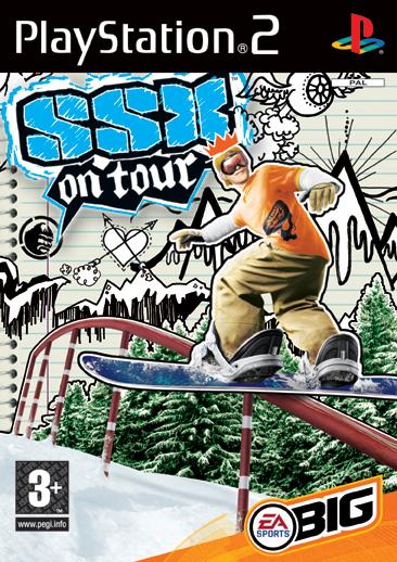 Nuevo juego SSX on Tour