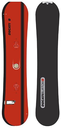Serie Burton Ducati