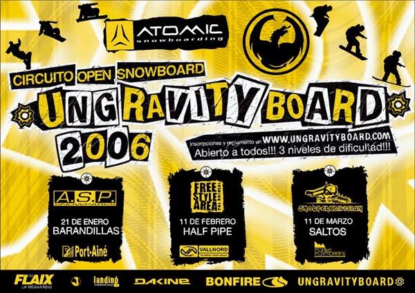 Circuito Open de Snowboard Ungravityboard 06