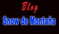 Blog Snow de montaña