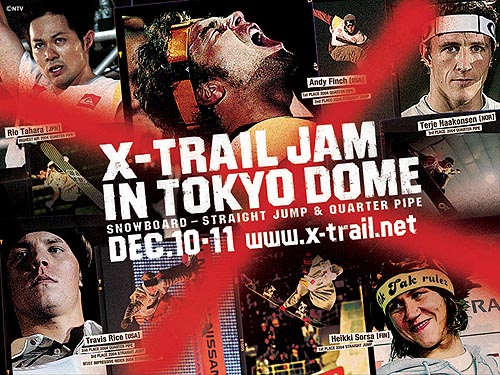 Nissan X-Trail Jam 05