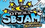 Resultados del O'Neill SB-Jam