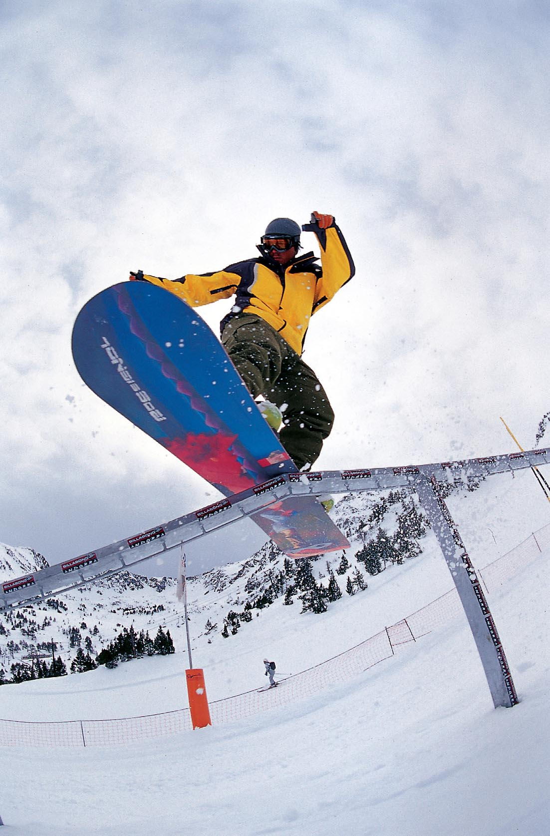 SnowPark de Ordino - Arcalis